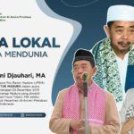 KH. Mohammad Tidjani Djauhari Dinobatkan sebagai Tokoh Berjasa untuk Madura